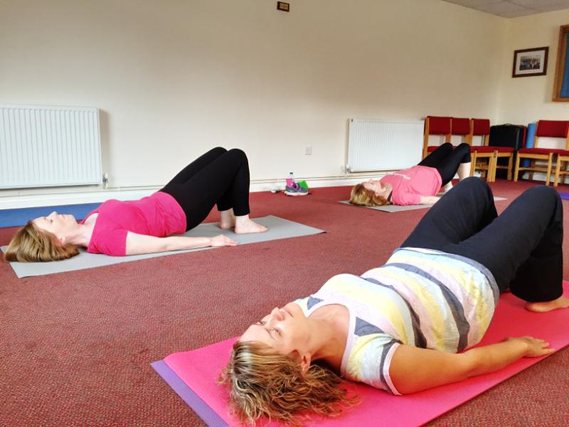 Community Pilates Class